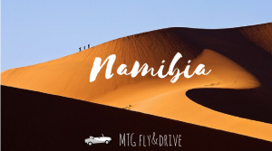 NAMIBIA Fly & Drive Adventure