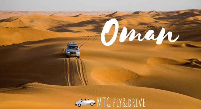 Oman Fly & Drive